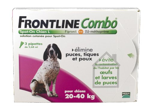 merial-chiens-frontline-combo-grand-chien-20-40kg-3pip-anti-puce-anti-tique