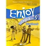 Enjoy English in 5e : Workbookpar Nadine Alfa�a