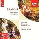 Brahms:Piano Trios No.1-3