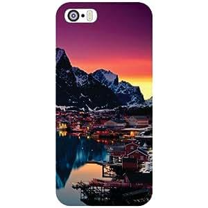 Apple iPhone 5S Back Cover - Beautiful Designer Cases
