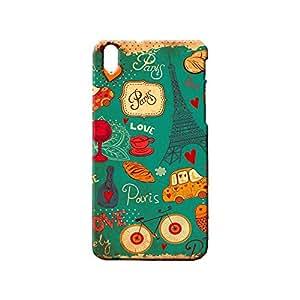 G-STAR Designer Printed Back Case / Back Cover for HTC Desire 816 (Multicolour)