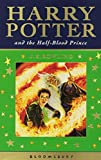 Cover of Harry Potter and the Half-Blood Prince by J. K. Rowling 0747598460