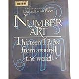 Number art: Thirteen 123s from around the world (0590078100) by Fisher, Leonard Everett
