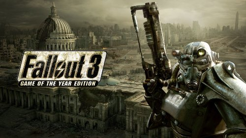 Get Fallout 3 Game of the Year [Online Game Code]