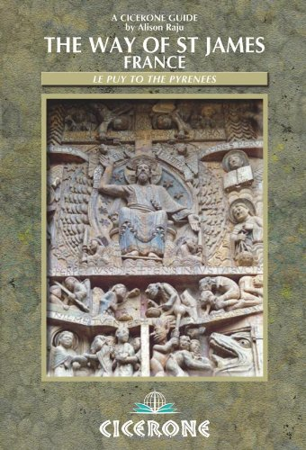 The Way of St James Vol 1 (France): Le Puy to the Pyrenees (Cicerone Guides)