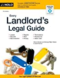 Every Landlord's Legal Guide (1413317146) by Portman Attorney, Janet