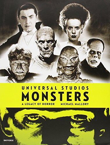 universal-studios-monsters-a-legacy-of-horror-by-michael-mallory-8-sep-2009-hardcover