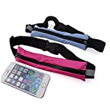 [2-pack] OKSTATION High Elastic Water Resistant Pockets & Expandable/ Adjustable And Stretchable Waistband & Bounce-free...