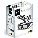 "Sony TDGBR250X3TI FULL HD 3D Active Shutter Brille (3er Pack)von ""Sony"""
