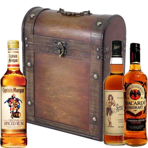 WeLikedThis – UK Social Conveyers Of Good » Spiced Rum Gift Pack