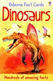 img - for Dinosaurs (Usborne Fact Cards) book / textbook / text book