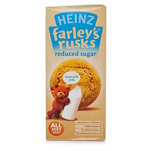 Farleys Rusks 4 Month Reduced Sugar Original 150g X 4 Pack - 1
