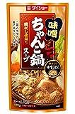 ちゃんこ鍋スープ 味噌味 750g×2本