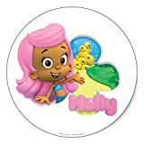 Bubble Guppies: Molly Stickers - Sheet of 6