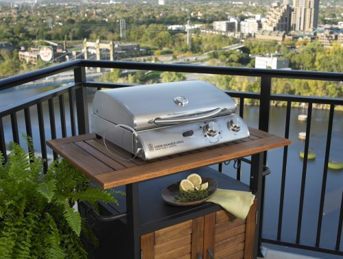 Outdoor Great Room LG20IE Legacy Cook Number Series 20-Inch Electric Grill, Stainless Steel