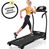 X-LITE II TREADMILL - SUPER COMPACT / SUPER LITE - BMI Calculator - 3 LEVEL Manual Incline - 12KPH - Powerful Motor 1100W - 12 Auto + 1 Manual Programs - HI-FI Speakers - MP3 iPhone Connection - Drink Holders - Hand Controls - Heart Rate Sensors - Motorised Folding Running Machine - BRAND NEW