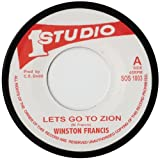 Winston Francis Let's Go To Zion [VINYL]