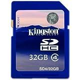 Kingston 32GB SDHC Memory Card For Nikon Coolpix L810 Digital Camera