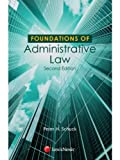 img - for Foundations of Administrative Law book / textbook / text book