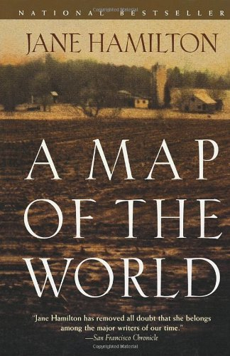 (A MAP OF THE WORLD ) BY Hamilton, Jane (Author) Paperback Publi
