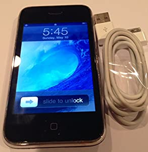 Apple iPhone 3G 8GB Black - Factory Unlocked