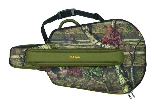 Allen Company Exacta Fitted Deluxe Crossbow Case for 21-Inch Reverse Limb Bows