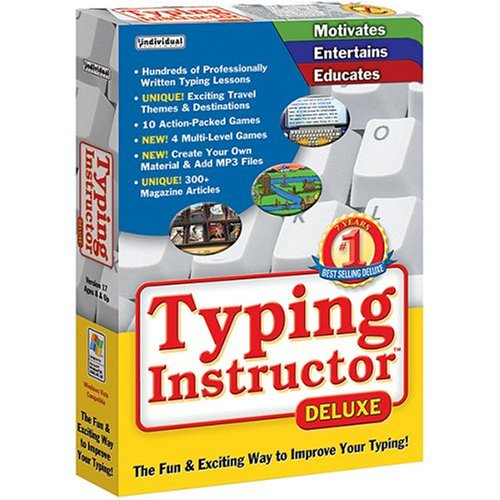 Typing Instructor Deluxe 17 (Beginner Typing compare prices)