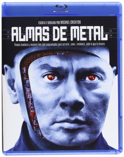 Almas De Metal (Blu-Ray) (Import) (2013) Yul Brynner; Richard Benajmin; Jame
