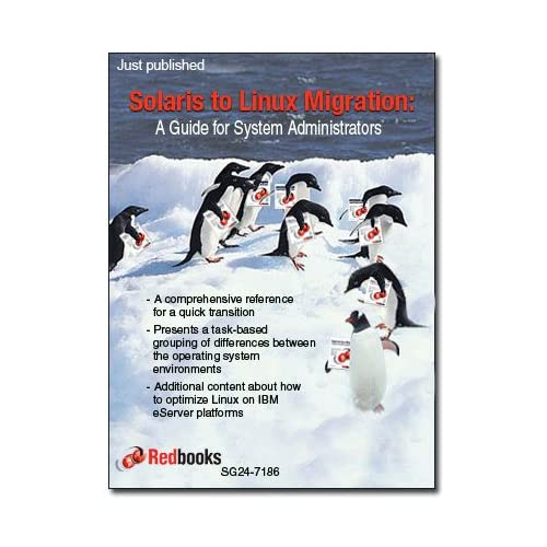 Solaris to Linux Migration: A Guide for System Administrators Mark Brown, Chuck Davis and William Dy