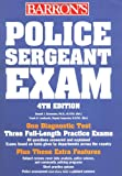img - for Police Sergeant Exam (Barron's Police Sergeant Examination) book / textbook / text book