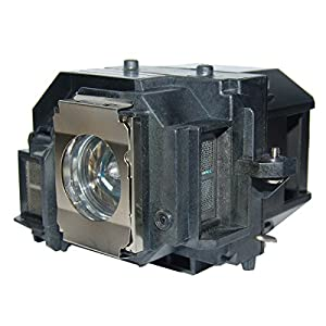 AuraBeam Economy Epson ELPLP54 Projector Replacement Lamp With Housing by AuraBeam