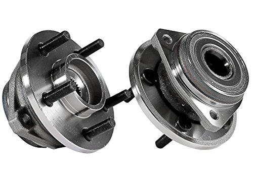 C513158X2 [2] FRONT Premium Grade [ 5 Lug ] Wheel Hub Bearing Assemblies (Jeep Cherokee Wheels And Rims compare prices)