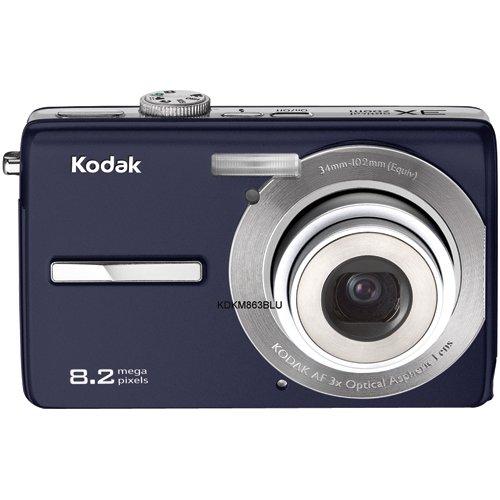 Kodak Easyshare M863 8.2 MP Digital Camera  3xOptical