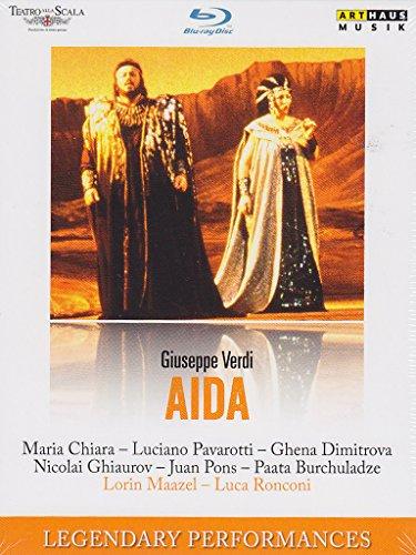 Verdi: Aida (Legendary Performances) [Blu-ray]
