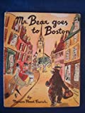 Mr. Bear Goes to Boston