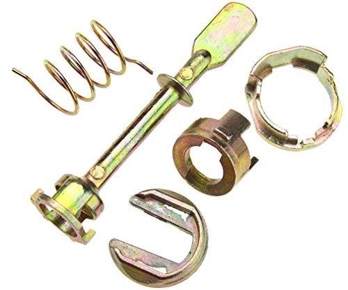 5-pezzi serratura cilindro Kit di riparazione per VW Polo 6N 1997-2002