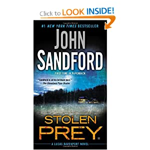 Honest Value in John Sandford's 'Stolen Prey'