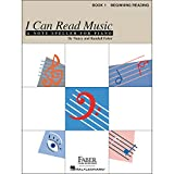 Faber Music I Can Read Music Book 1 Note Speller for Piano Beginning Reading - Faber Piano