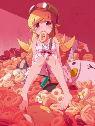 &#8220;Bakemonogatari&#8221; Blu-ray vol.6 has set a new record of Japanese anime BD sales!!