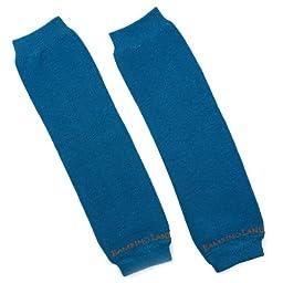 Bambino Land Leg Warmers Solid (Celestial Blue)