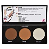 CITY COLOR Contour Effects - Contour/Blush/Highlight (並行輸入品) ランキングお取り寄せ