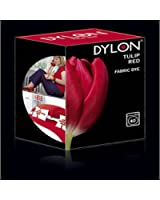 Dylon Machine Dye - Tulip Red (Sold By Pearls Drycleaners Ltd)