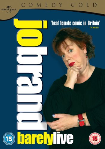 Jo Brand - Barely Live - Comedy Gold 2010 [DVD]