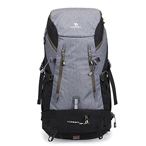 Camel sac d'escalade en plein air / sac à dos / sac d'alpinisme-2 55L