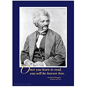 frederick douglass learning to read Born a slave in maryland in 1818, frederick douglass became one of the most   the lessons, because learning to read would forever unfit him to be a slave.