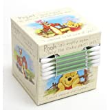Disney Cotton Swabs Vanity Pack Winnie The Pooh Friends 100ct