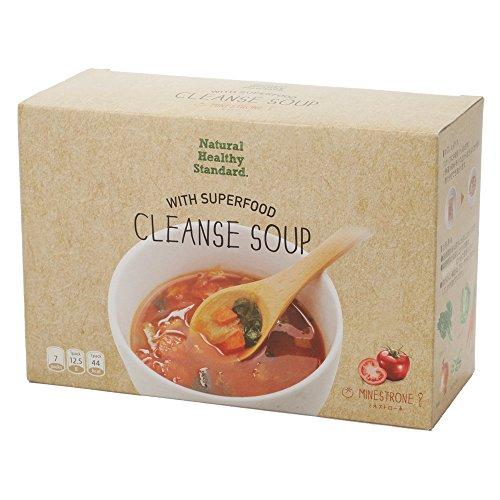 Natural Healthy Standard クレンズスープ ミネストローネ 7食入り