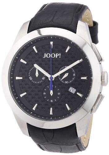 Joop JP101071F06 - Orologio da polso uomo, pelle, colore: nero