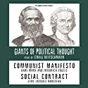 Communist Manifesto and Social Contract (Knowledge Products) Giants of Political Thought Series