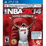 Brand New Take Two Nba 2 K14 Super Fan Pk Ps3